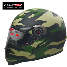 LS2 FF358 Full Face Motorcycle Helmet capacete ls2 Racing casco moto Free shippi