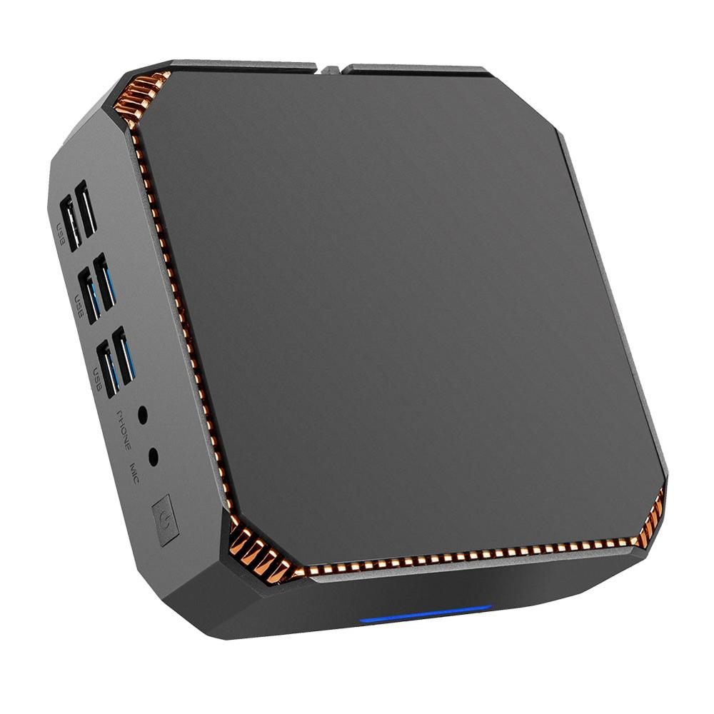 Link-Face 4K TV Box Mini PC Intel Core 7th I5 I7 Win10 WIFI 2.4G 5G LAN LPDDR4 Mini Computer 1080P HD Miracast TV Dongle