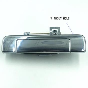 ESIRSUN Back Door Handle Tailgate Handle Fit For Isuzu D-max Pickup 2012 2013 2014 2015 2016 2017 2018 Without Hole image