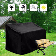 Dust-Cover Outdoor Bench 210D