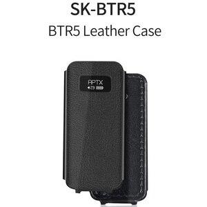 Image 1 - FiiO SK BTR5 Leather case for FIIO BTR5 AMP
