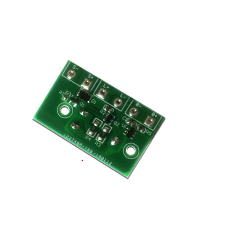 3.7V Solar Light Controller Light Circuit Board Light Control Type