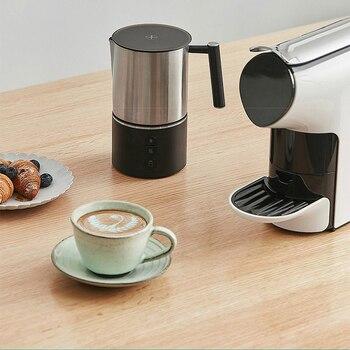 Xiaomi Scishare Electric Milk Foamer Bubble Coffee DIY Machine Latte Art Creamer Maker Warm Milk Cappuccino Frother Pitcher 220V 2
