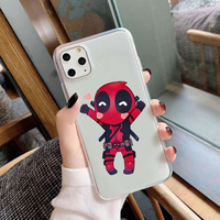 Deadpool Phone Cases For Iphone (15 Designs)  18