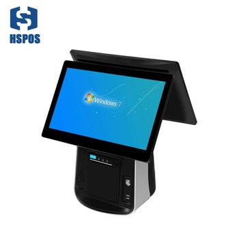 I3 Pos Cash Register 15.6 Touch Pos With Scanner Thermal Printer R19