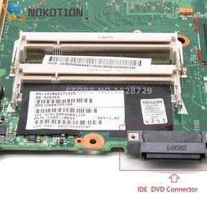 Image 3 - NOKOTION V000125160 6050A2171301 MB A02 Für Toshiba Satellite A300 A305 Laptop motherboard 965PM DDR2 mit grafiken slot IDE DVD