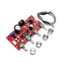 LM1036 NE5532 Tone przedwzmacniacz płyty bilans korektor Audio przedwzmacniacz Tone Conrtol przedwzmacniacz