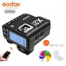 Беспроводной триггерный передатчик Godox Φ TTL 1/8000s 2,4G для цифровых зеркальных камер Sony и фотоаппаратов Godox TT350S