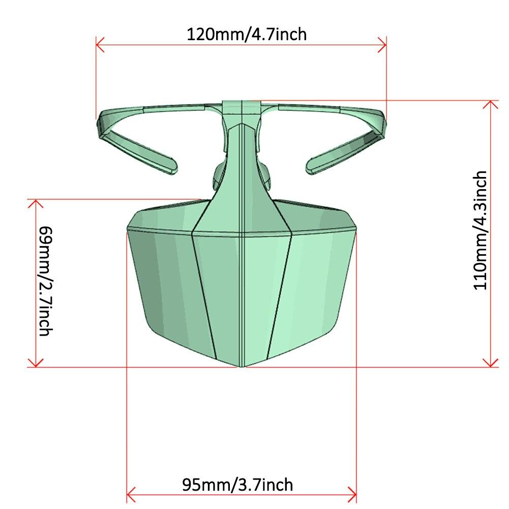 Protective Coronavirus Masks Face Shield Against Anti-fog Isolation face shield Breathable Reusable Protective Cover Dropship 31