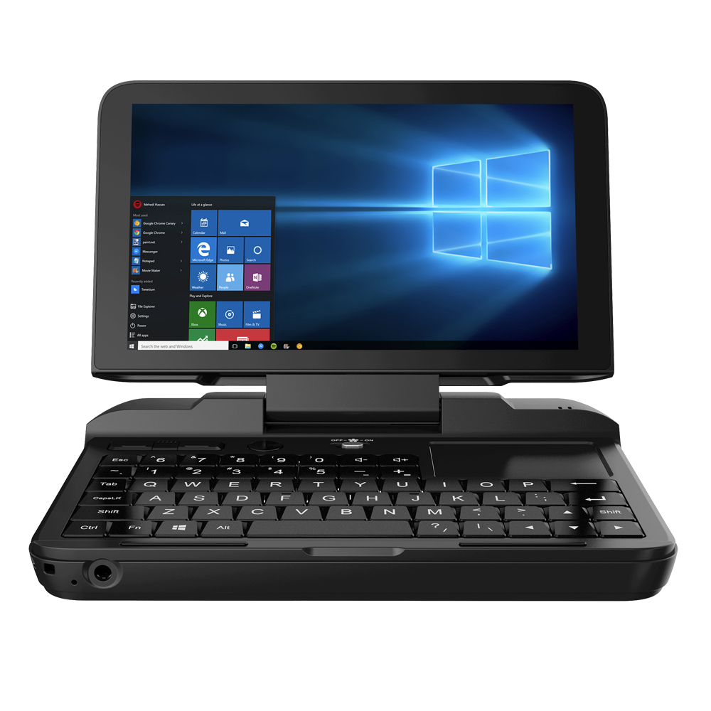 GPD MicroPC Micro PC Pocket Mini Laptop PC 6 Inch Intel Celeron N4100 Windows 10 PRO 8GB RAM 128GB ROM Computer Notebook