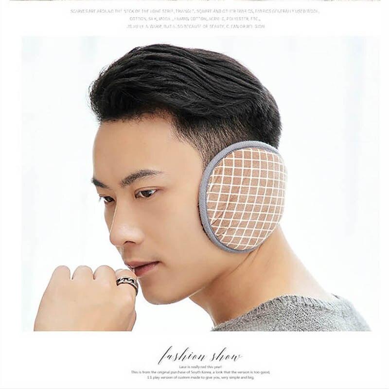 Calymel Hot Sale Unisex Earmuff Apparel Accessories Earmuff Winter Ear Muff Wrap Outdoor Ear Warmer Earlap Gift