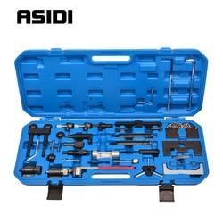 Profissional para vw audi vag mestre motor sincronismo conjunto de ferramentas kit gasolina diesel automóvel