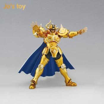 Jo's toy MC Metal Club model Taurus Saint Seiya Metal Armor Action Figure toys japan anime saint seiya original bandai tamashii nations saint cloth myth ex action figure libra dohko