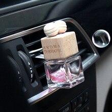 Автомобильный парфюм подвешиваемый освежитель воздуха орнамент подвесная стеклянная бутылка для девочки автостайлинг эфирные масла автомобильные аксессуары интерьер