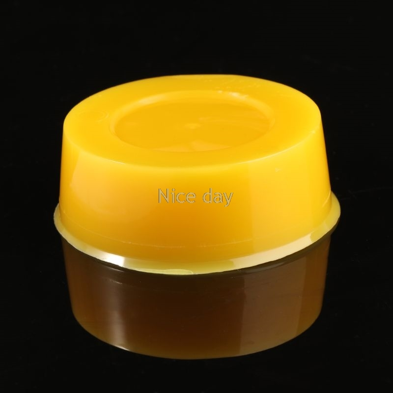 50g Natural Pure Beeswax Cosmetic Grade Filtered Organic Wood Polishing Bamboo Furniture Floor Surface Finishing Wax F14 20