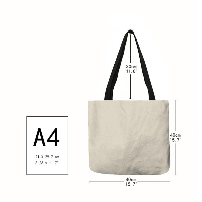 tote bag design shoulder bag eco friendly bag market bag canvas tote bag handmade shopping bag watercolor print