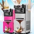 Eis Maschine Kommerziellen Eis Maschine Vertikale Automatische Eisbecher Kegel Weiche Desktop Kleine-in Eismaschinen aus Haushaltsgeräte bei