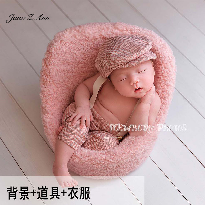 Jane Z Ann Baby Gentlemen Little Boy Theme costume studio shooting outfits new arrival 1