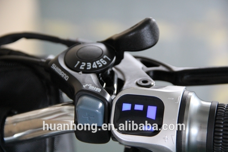 MX300 SMLRO 21 speed high quality electric bike/electric bicycle Carbon Steel 350W 48V e bike 6