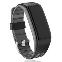 T30 0.96inch Screen Fashion Waterproof  Smart Wristband Sports Fitness Track Health Monitor Muilt-function Bracelet