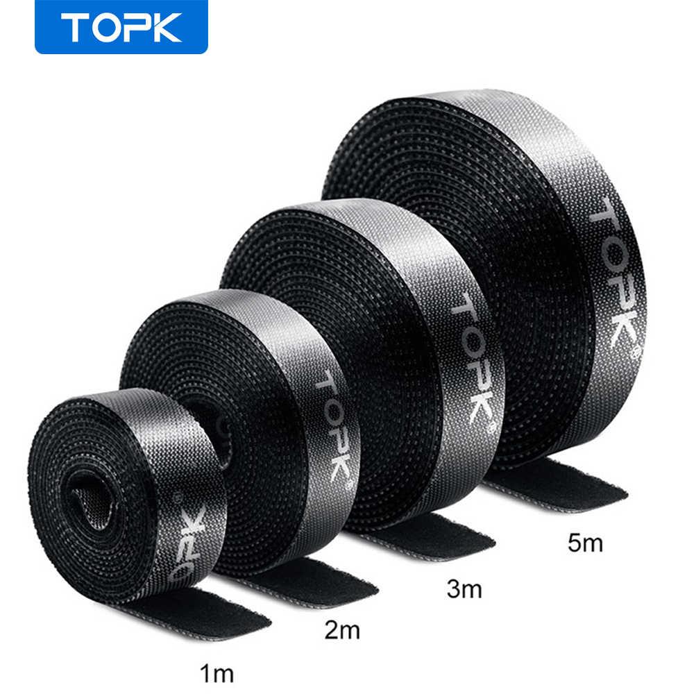 TOPKสายลวดWinderหูฟังแผ่นผู้ถือสายเคเบิลคลิปUSBสายเคเบิลสำหรับiPhone Samsung Xiaomi