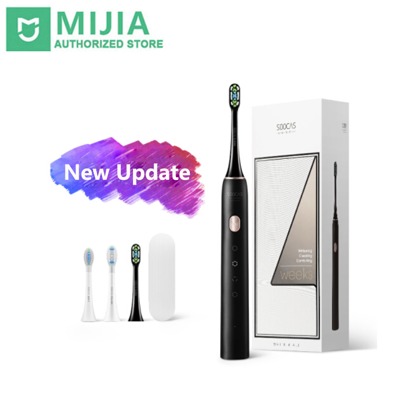 Xiaomi Soocas Toothbrush X3U Couple Model Men and Women Electric Toothbrush Household Rechargeable Full Automatic image