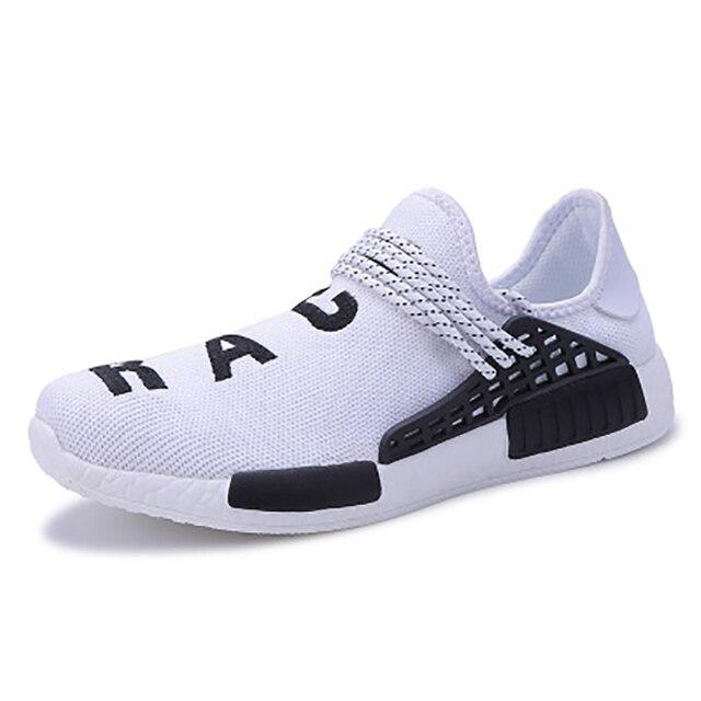 Zapatos Deportivos informales para hombre, mocasines de malla de aire vulcanizados para correr al aire libre, antideslizantes, Tenis masculinos 5