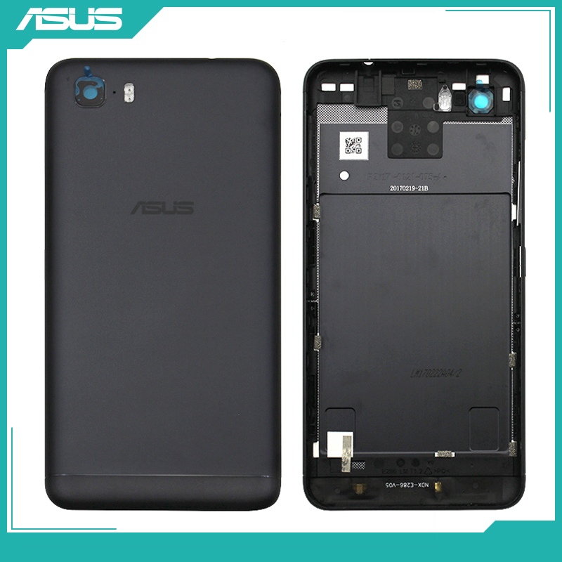 "Original Asus ZC521TL Battery Housing Cover back door Case Replacement For Asus zenfone 3s max ZC521TL X00GD 5.2"" Battery Case|Mobile Phone Housings & Frames| |  - title="