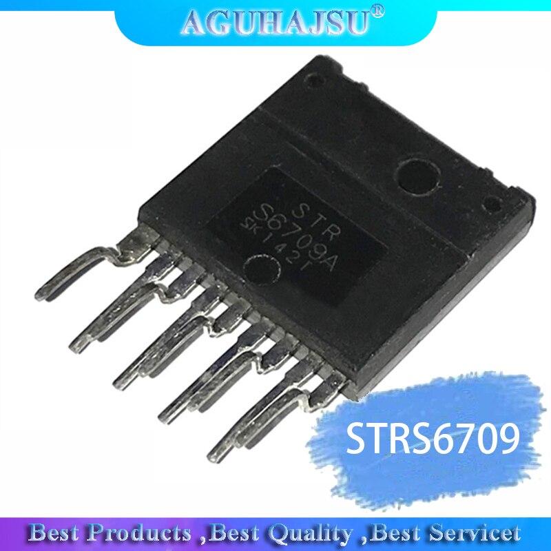 1pcs/lot STRS6709 STRS6709A S6709 STR-S6709 SIP9