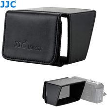 "Jjc camcorder 3 ""lcd screen hood для sony fdr ax53 ax33"