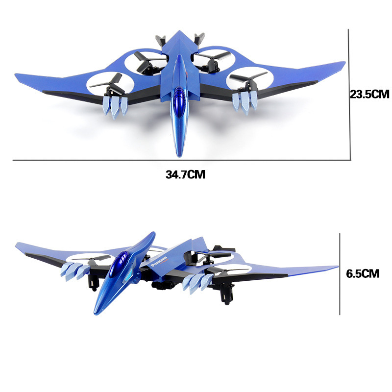 Jxd Da 511 Remote-control Four-axis Aircraft Drone For Aerial Photography Pterosaur Remote Control Model Plane Toy