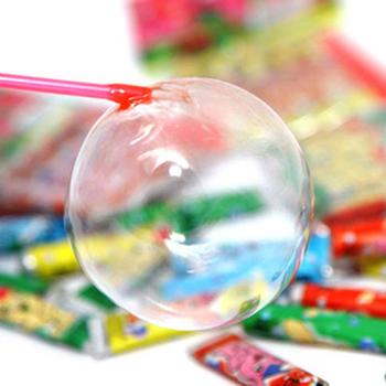 3pc nowość zabawa miękkie tworzywo sztuczne szlam bańka magiczna bańka duży balon dmuchanie duża bańka magiczne rekwizyty zabawki dla dzieci prezent tanie i dobre opinie Z tworzywa sztucznego Bubble zestaw 8-11 lat Unisex cartoon