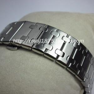 24mm Stainless Steel Links Wat