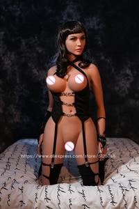 Image 4 - Real silicone sexo bonecas robô japonês anime cheio de amor oral boneca realista adulto para os homens brinquedos mama sexy vagina silicone