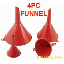 Plastic Filling Funnel Spout Pour Oil Tool Petrol Diesel Car Styling For Car Motorcycle Truck Vehicle Automobiles Accessories