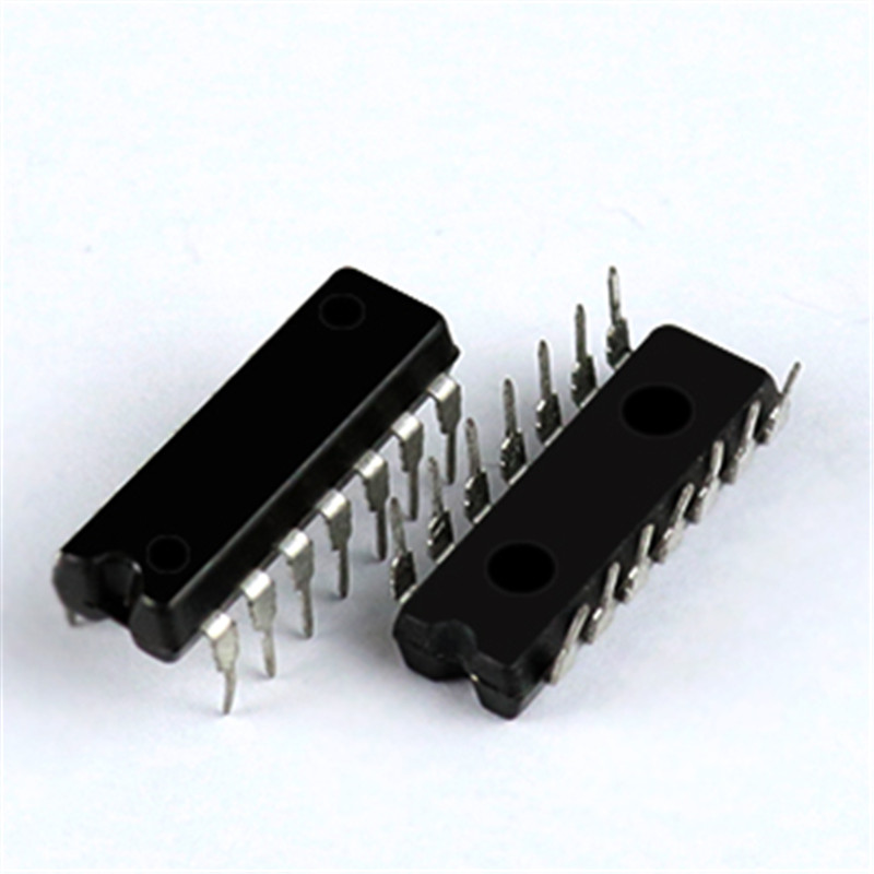 5pcs/lot SN7407N HD7407P 7407 DIP-14