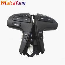 84250-0e220 84250-0e120 interruptor de botão de controle de áudio do volante automático para toyota hilux vigo corolla camry highlander innova