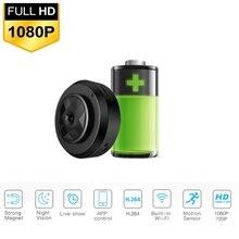 C6 HD1080P Mini WiFi Camera With Battery On-board Monitoring  Night Vision Wireless Surveillance Remote Monitor Phone App