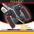 Для Vespa GTS300 ie Supers GTS150 подставки для ног расширенные подножки адаптер GTS150 300 Задние подножки