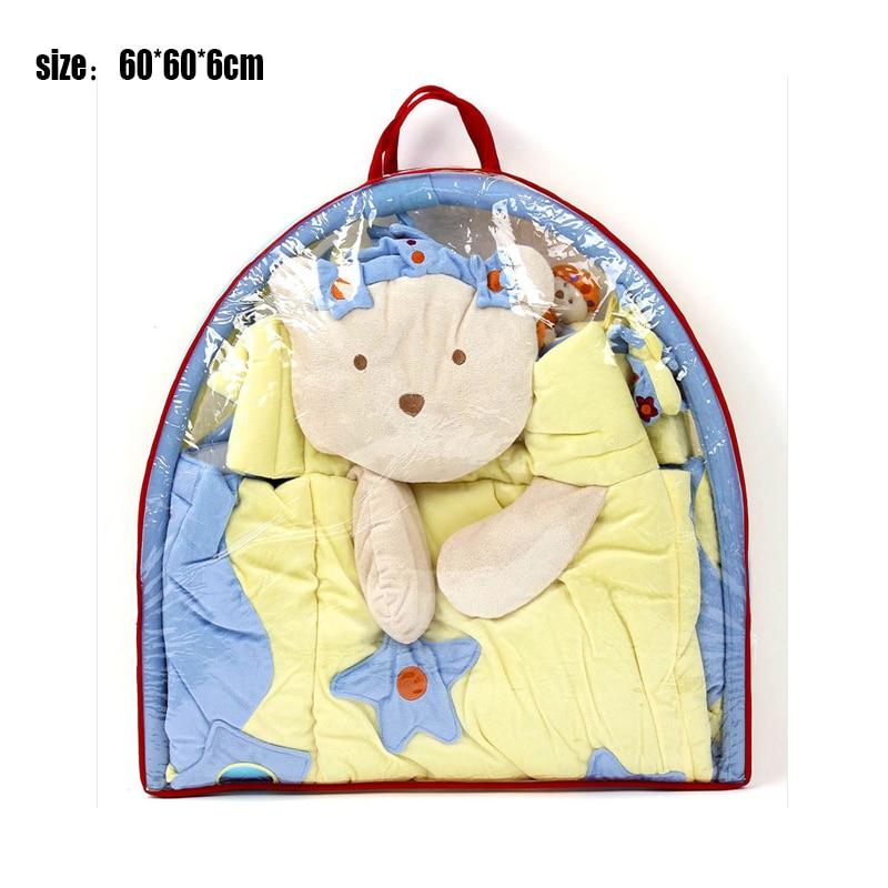 Tapis de jeu pour bébé tapis pour enfants tapis de Puzzle éducatif avec clavier de Piano et tapis de jeu mignon pour animaux - 3