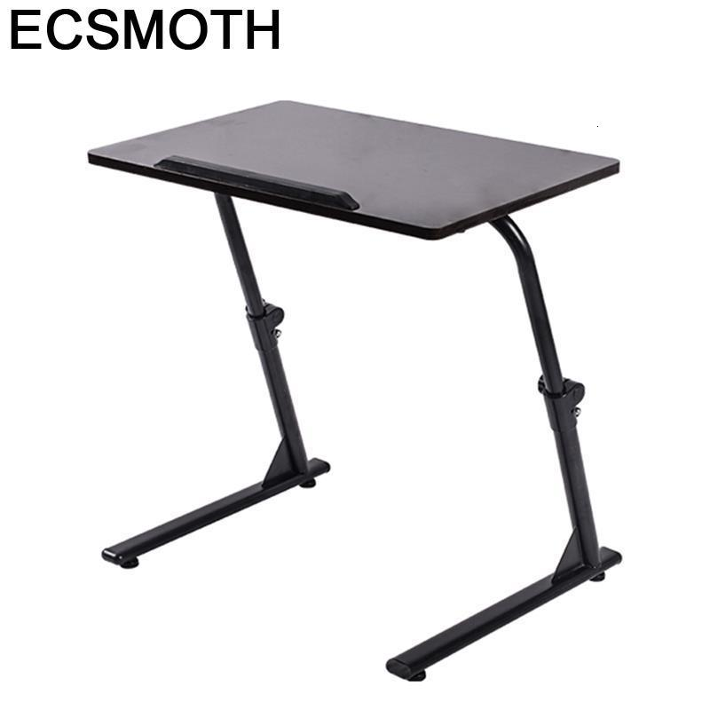 Escritorio De Oficina Scrivania Ufficio Biurko Schreibtisch Office Bed Tray Laptop Adjustable Tablo Desk Study Computer Table