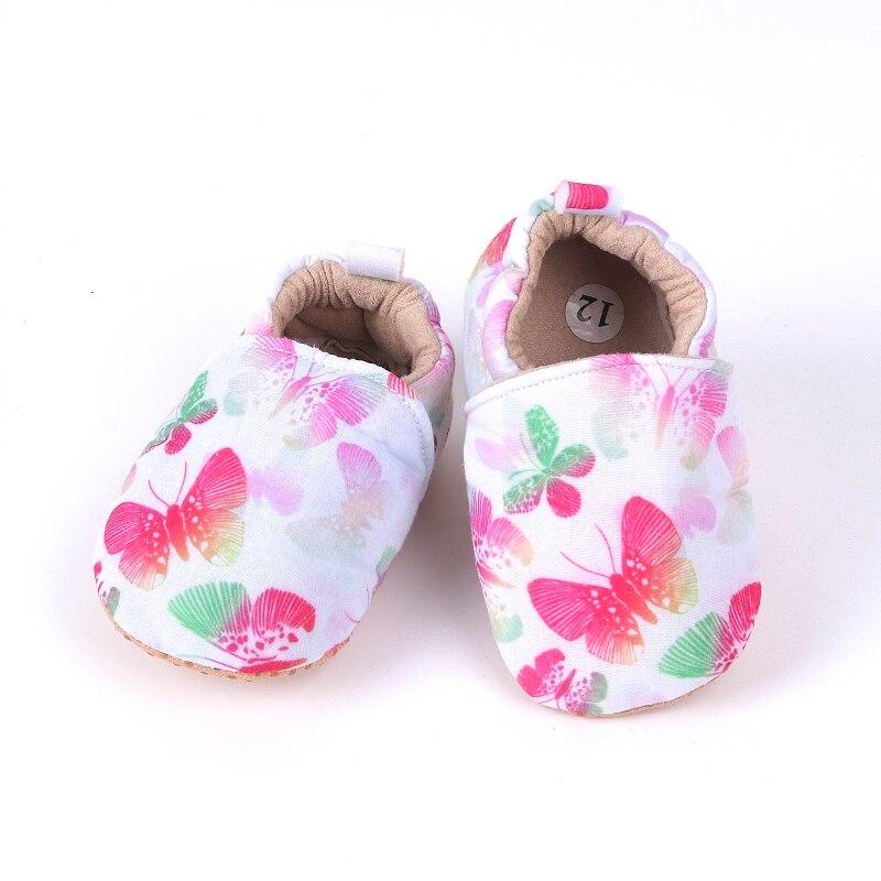 [Simfamily] Kid Filles Garçon Premiers Marcheurs Doux Infantile Bambin Chaussures Mignon Fleur Semelles Berceau Chaussures Chaussures Pour Nouveau nés