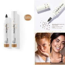 2021 New Natural Lifelike Freckle Pen Makeup Embellishment Pen  Dot Spot Effortless Waterproof Sunkissed Look Women Makeup TSLM1
