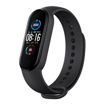Sports Bracelet Mi-Band Tacker-Color Xiaomi Monitor Screen-Watch Heart-Rate Fitness Bluetooth