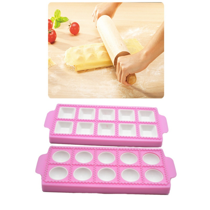 Funny Household Italian Style Dumpling Silicone Mold Fondant Mold Cake Decoration Mold Kitchen Accessories