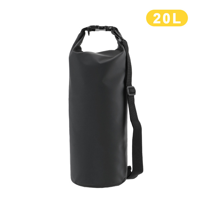 Motorcycle Bag Outdoor PVC Dry Sack Bag Waterproof 10L 15L 20L 30L Shoulder Ba