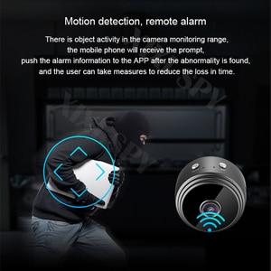 Image 2 - كاميرا واي فاي صغيرة IP hd كاميرا سرية صغيرة صغيرة 1080p لاسلكية videcam المنزل في الهواء الطلق XIXI تجسس
