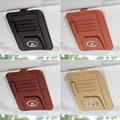 1 шт. Универсальный Автомобильный солнцезащитный козырек, держатель для солнцезащитных очков, зажим для хранения кредитных карт, сумка для ...