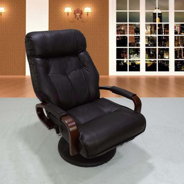 Office Leather Chair Reclining