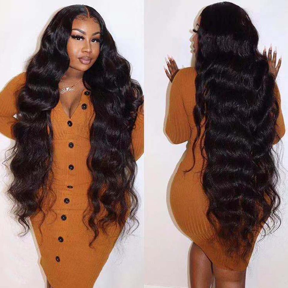 Body Wave Lace Front Wig 13x6 Lace Front Wig Remy Wigs Human Hair Wigs Pre Plucked Lace Front Human Hair Wigs For Black Women